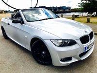 USED 2007 57 BMW 3 SERIES 3.0 325I M SPORT 2d 215 BHP