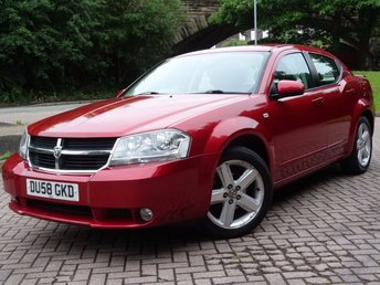 View our DODGE AVENGER