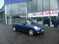 USED 2008 58 MINI CLUBMAN 1.6 COOPER 5d 118 BHP £0 DEPOSIT, LOW RATE FINANCE ANYONE, DRIVE AWAY TODAY!!