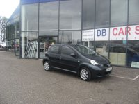 USED 2011 61 TOYOTA AYGO 1.0 VVT-I ICE 5d 68 BHP £0 DEPOSIT, LOW RATE FINANCE ANYONE, DRIVE AWAY TODAY!!