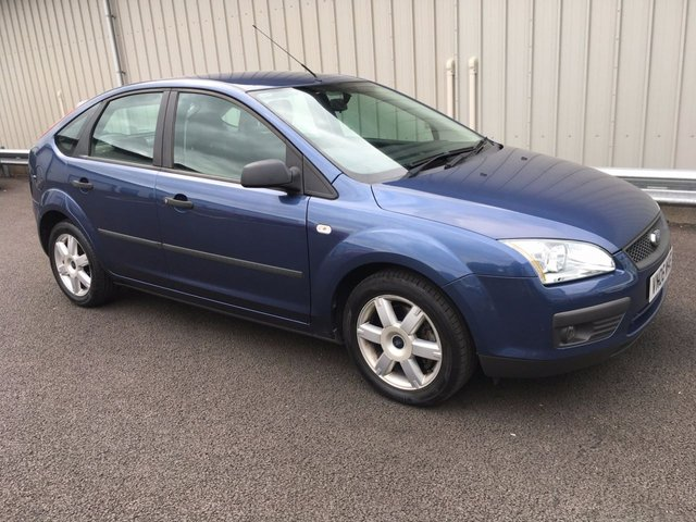 2006 06 FORD FOCUS 1.8 SPORT TDCI 5 DOOR 114 BHP DIESEL
