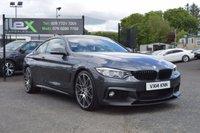 2014 BMW 4 SERIES 2.0 420D M SPORT 2d 181 BHP £18495.00