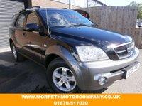 2006 KIA SORENTO 2.5 XE CRDI 5d 139 BHP £3295.00
