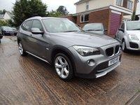 2010 BMW X1 2.0 XDRIVE18D SE 5d 141 BHP £7250.00