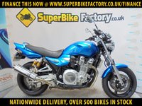USED 2007 57 YAMAHA XJR 1300  GOOD & BAD CREDIT ACCEPTED, OVER 500+ BIKES