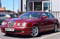 2004 JAGUAR S-TYPE 3.0 SE V6 4d 240 BHP £2995.00