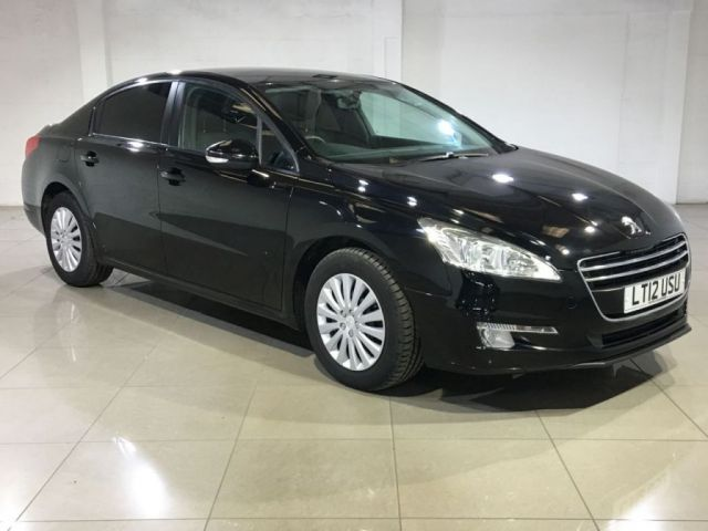 View our 2012 12 PEUGEOT 508 1.6 E-HDI ACCESS FAP 4d AUTO 112 BHP