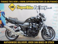 USED 2005 05 SUZUKI GSX 1400 K5  GOOD & BAD CREDIT ACCEPTED, OVER 500+ BIKES