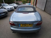 USED 2004 54 JAGUAR XKR-S 4.2 XKR CONVERTIBLE 2d AUTO 400 BHP