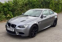 USED 2009 59 BMW M3 4.0 M3 2d AUTO 414 BHP, MEGA LOW MILEAGE - CARBON ROOF - DCT