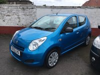 USED 2013 13 SUZUKI ALTO 1.0 SZ 5d 68 BHP Zero Road Tax and 70MPG!!