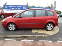 2008 FORD C-MAX 1.6 STYLE 5d 100 BHP £3695.00