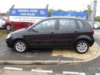 2007 VOLKSWAGEN POLO 1.4 S 5d 79 BHP £3495.00