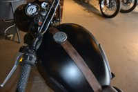 USED 2019 ROYAL ENFIELD 500 CLASSIC STEALTH SCRAMBLER YOUR OWN SPECIAL EDITION CHOP