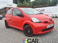 USED 2006 56 TOYOTA AYGO 1.0 VVT-I 3d 67 BHP PART EX CLEARANCE