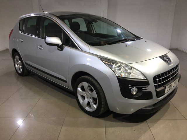 View our 2011 11 PEUGEOT 3008 1.6 SPORT HDI 5d 112 BHP