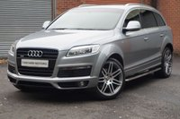 USED 2008 08 AUDI Q7 4.2 TDI QUATTRO S LINE 5d 326 BHP 9K OPTIONAL EXTRA'S++FULLY LOADED