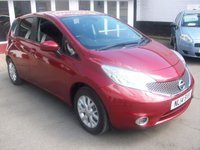 2014 NISSAN NOTE