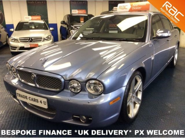 2009 09 JAGUAR XJ 2.7 TDVi SOVEREIGN TWIN TURBO DIESEL
