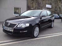 USED 2008 08 VOLKSWAGEN PASSAT 2.0 HIGHLINE TDI 5d 138 BHP *F.S.H**NEW CAMBELT KIT**NEW CLUTCH&FLYWHEEL*