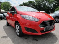 2013 FORD FIESTA 1.2 STUDIO 3d 59 BHP ONLY 15K , 1 OWNER , LOW INSURANCE £5699.00