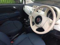 USED 2012 12 FIAT 500 1.2 LOUNGE 3d 69 BHP