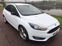 USED 2015 15 FORD FOCUS FOCUS AUTOMATIC  ** FULL SERVICE HISTORY **