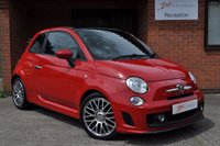 USED 2010 60 ABARTH 500C 1.4 500C ABARTH 3d AUTO 190 BHP MTA CONVERTIBLE BIG SPECIFICATION FULL HISTORY