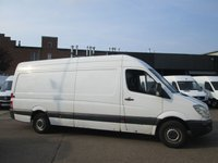 USED 2006 56 MERCEDES-BENZ SPRINTER 2.1 311CDI LWB HIGH ROOF. 4.2 MTR VAN. VERY RELIABLE. FSH PX TO CLEAR. MANY NEW PARTS. BARGAIN. BIG CHOICE OF VANS