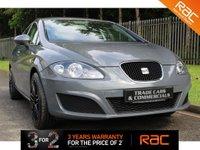2011 SEAT LEON 1.6 CR TDI S 5d 103 BHP £5000.00