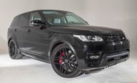 USED 2017 66 LAND ROVER RANGE ROVER SPORT 3.0 SDV6 AUTOBIOGRAPHY LHD 5D AUTO 306 BHP