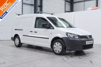 2013 VOLKSWAGEN CADDY MAXI 1.6 C20 TDI BLUEMOTION TECHNOLOGY 1d 101 BHP £4995.00