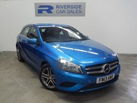 USED 2013 13 MERCEDES-BENZ A CLASS 1.8 A200 CDI BLUEEFFICIENCY SPORT 5d 136 BHP