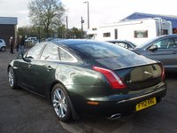USED 2012 12 JAGUAR XJ 3.0 D V6 LUXURY SWB 4d AUTO 275 BHP THIS CAR COMES WITH £2,745 OF FACTORY FITTED EXTRA'S