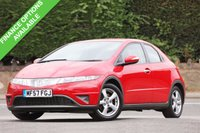 USED 2007 57 HONDA CIVIC 1.8 SE I-VTEC 5d 139 BHP