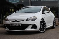 USED 2015 65 VAUXHALL ASTRA 2.0 VXR 3d 276 BHP