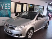 USED 2009 09 VAUXHALL TIGRA 1.2 CDTI SPORT 2d 70 BHP Rare diesel convertible!! offering 50 mpg + and is £115 to tax per year.... finished in Metallic silver, red roof with Black half leather seats. It is fitted with power steering, remote locking, electric windows and mirrors, air conditioning, alloy wheels, CD Stereo with Aux port and more.  It comes with an excellent service history, by Vauxhall @ 18302/31282/45653 then independently @ 53949/65010/71344/79498 miles in february 2017. The current Mot runs till March 2018.