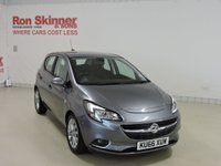 USED 2016 66 VAUXHALL CORSA 1.4 SE ECOFLEX 5d 89 BHP with Advanced Park Assist