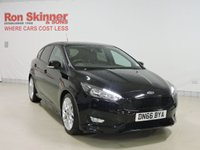 USED 2016 66 FORD FOCUS 1.5 ST-LINE TDCI 5d 118 BHP with Appearance Pack