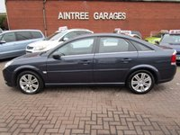 USED 2007 07 VAUXHALL VECTRA 1.8 VVT EXCLUSIV 5d 140 BHP IDEAL FAMILY CAR