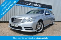 USED 2013 13 MERCEDES-BENZ E CLASS 2.1 E220 CDI BLUEEFFICIENCY S/S SPORT 5d 170 BHP