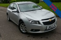 USED 2012 62 CHEVROLET CRUZE 2.0 LT VCDI 5d 163 BHP
