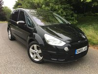 USED 2009 59 FORD S-MAX 2.0 TITANIUM TDCI 5d 143 BHP PLEASE CALL TO VIEW