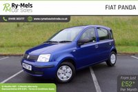 USED 2010 60 FIAT PANDA 1.1 ACTIVE ECO 5d 54 BHP FULL SERVICE HISTORY £30 TAX