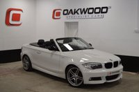 USED 2013 13 BMW 1 SERIES 2.0 118D SPORT PLUS EDITION CONVERTIBLE 141 BHP **FULL HISTORY**