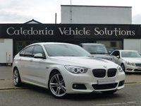 USED 2012 BMW 5 SERIES 3.0 530D M SPORT GRAN TURISMO 5d AUTO 242 BHP ONE OWNER FROM NEW with FULL BMW SERVICE HISTORY