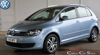 2010 VOLKSWAGEN GOLF PLUS 2.0TDi SE DSG AUTO 5 DOOR 140 BHP £6990.00