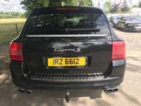USED 2006 PORSCHE CAYENNE 4.5 S 5d AUTO 340 BHP