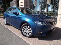 2014 SEAT LEON 1.2 TSI SE DSG 5d AUTO 105 BHP £8495.00