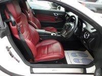 USED 2014 64 MERCEDES-BENZ SLK 5.5 SLK55 AMG 2d AUTO 421 BHP ** BENGAL NAPPA LEATHER * HARMON KARDON * PARKTRONIC **